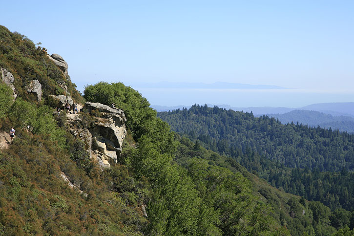 Nu Club Of San Francisco Nuclubsf Special Docent Led Hike Of
